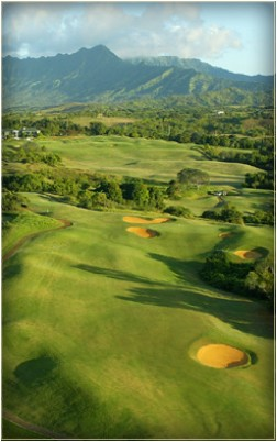 Princeville Golf Resort - Prince Golf Course - Kauai, Hawaii