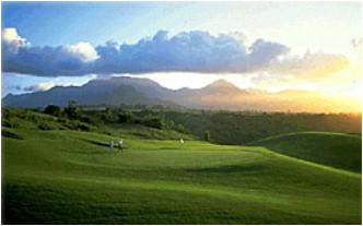 Hawaii Golf Courses - Waimea Country Club